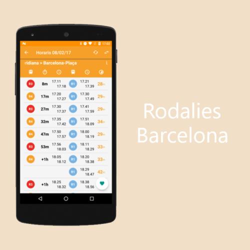 Rodalies Barcelona