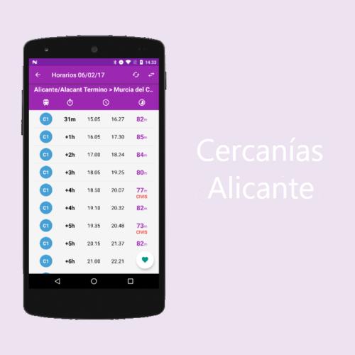 Cercanías Alicante