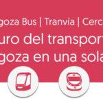 Zaragoza Bus Tranvía Cercanías Bizi