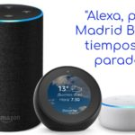 Madrid Bus Alexa Skill